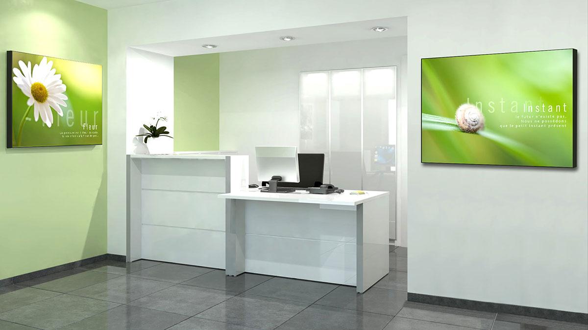 Land Dentiste - Décoration personnalisée pour votre cabinet dentaire